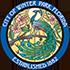 logotipo de la ciudad de winter park